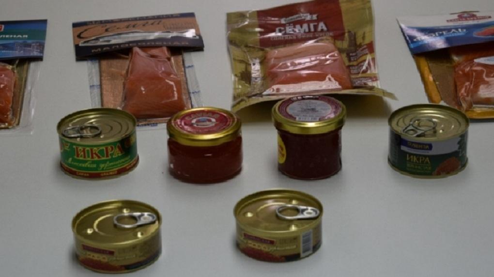 Эксперты рассказали об опасности красной икры от новосибирского производителя