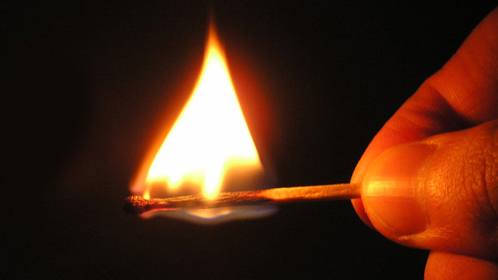 Администрацию в Тарском районе могли сжечь умышленно