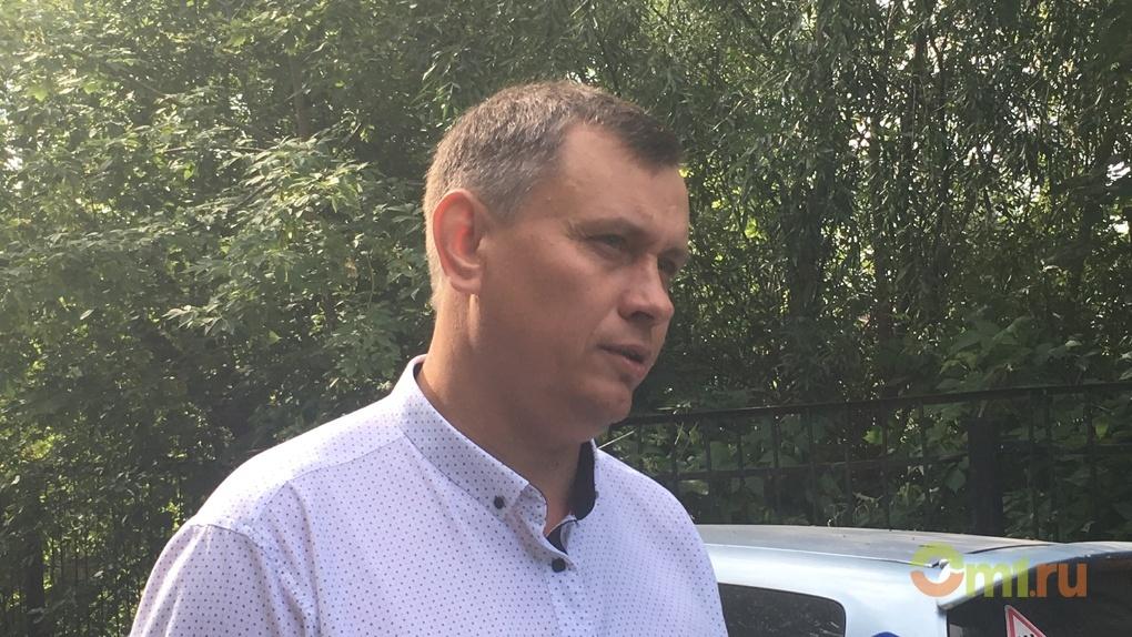 Омский суд отобрал у экс-полковника Яркова лодку и сети