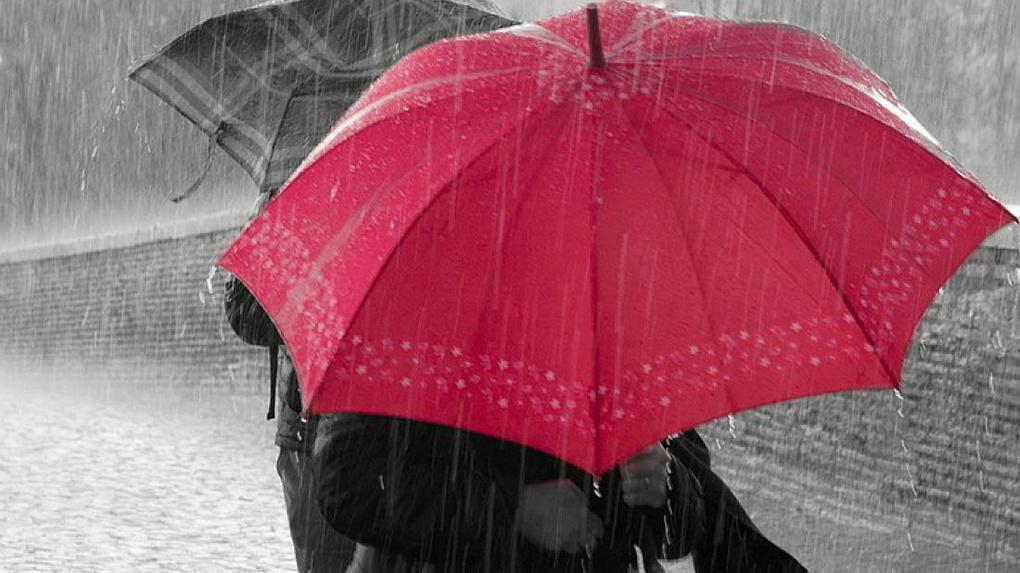 Грозовые дожди и резкое похолодание ожидается в Новосибирске целую неделю