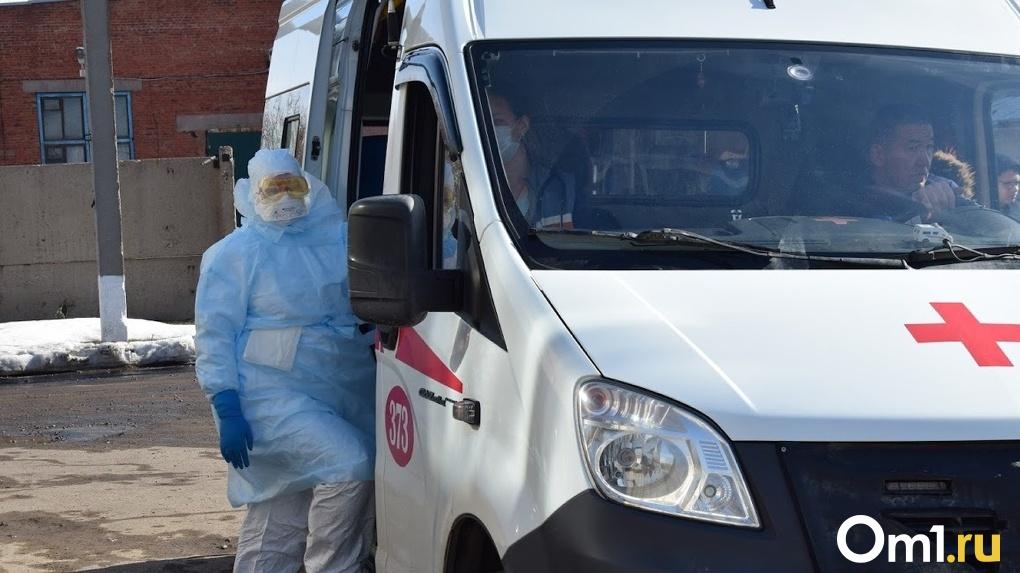 В Омске можно сдать тест на коронавирус бесплатно