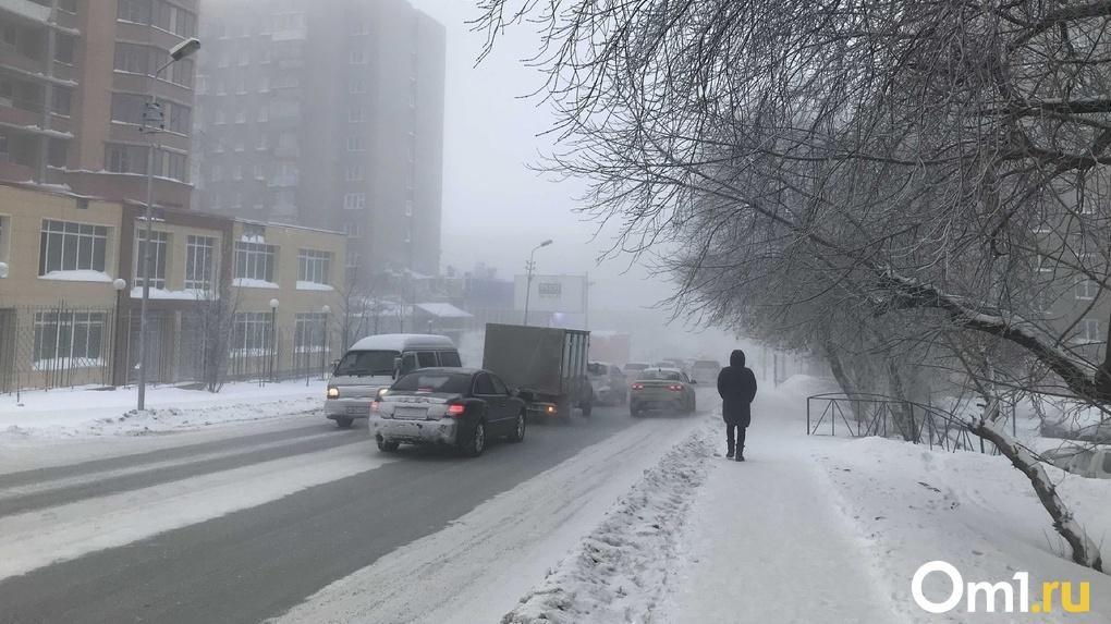 Более 30 новосибирцев попали в больницу с обморожениями во время аномальных морозов