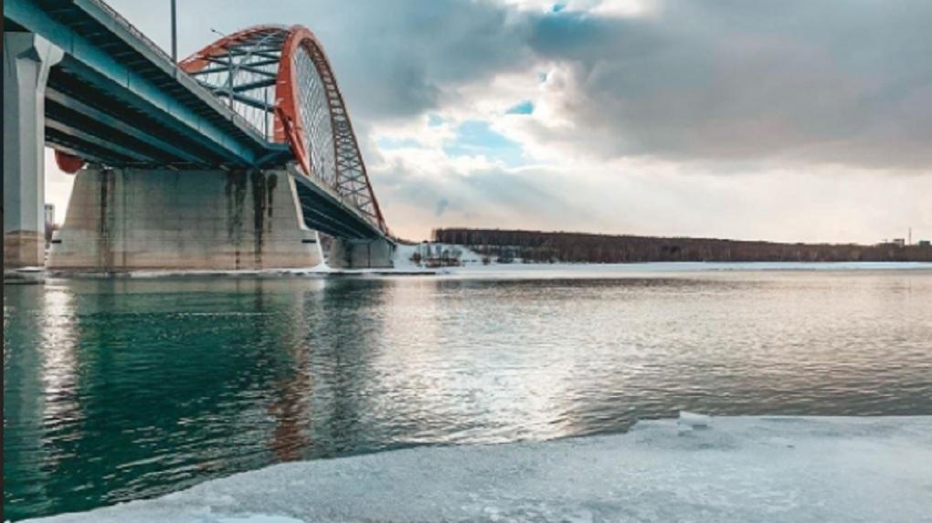 Новая парковая зона в Новосибирске протянется от строящегося ЛДС до Бугринского моста