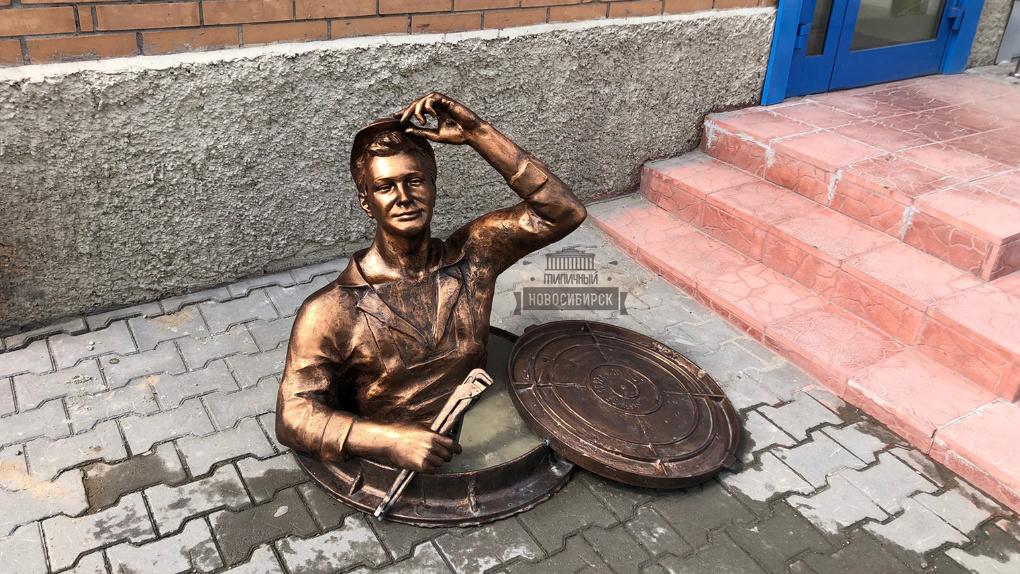 У омского сантехника Степаныча появился «коллега» в Новосибирске
