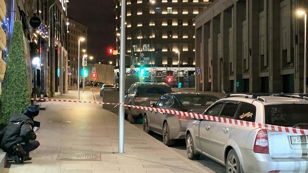 Стрельба на Лубянке в центре Москвы. Есть жертвы. LIVE