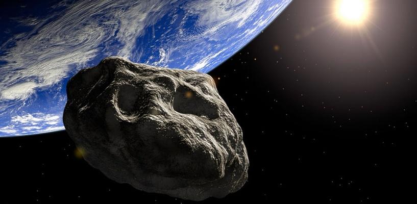 В Хэллоуин очень близко к Земле подлетит огромный астероид