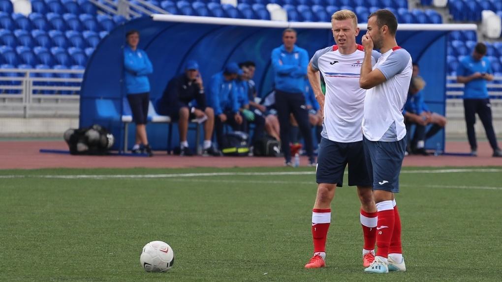Омский «Иртыш» уступил «Енисею» в первом матче «Олимп-ФНЛ» по счёту, но не по игре
