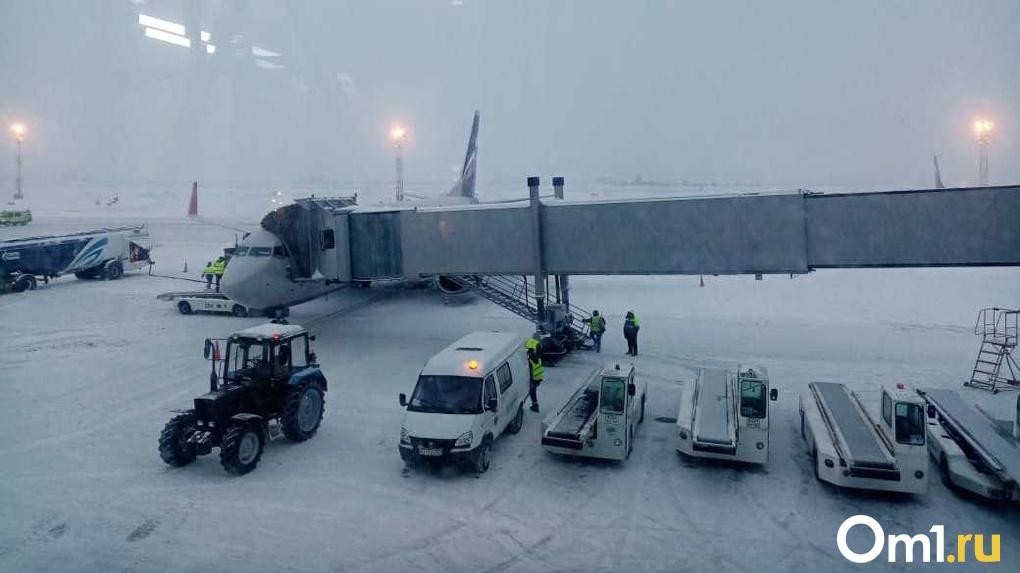 Из-за угрозы теракта экстренно приземлился самолёт «Новосибирск-Москва»
