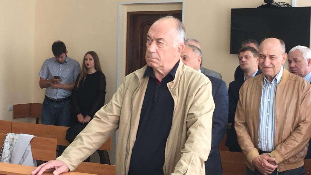 Экс-глава омского природнадзора останется за решеткой