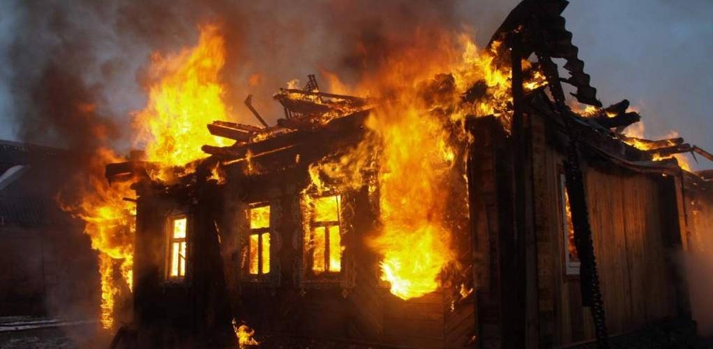 В Омске уменьшилось количество пожаров