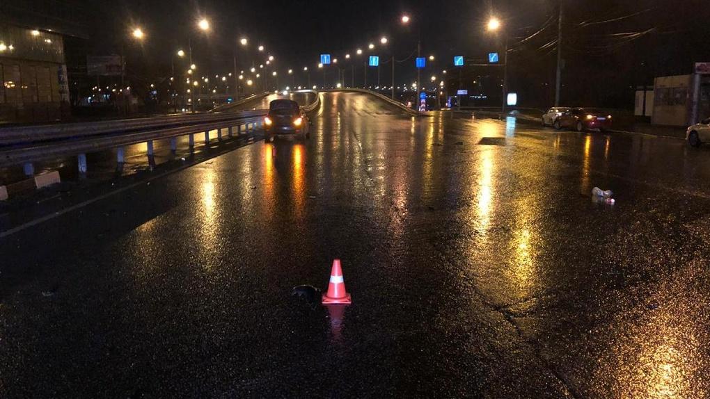 50-летний новосибирец погиб под колёсами Hyundai Solaris возле бывшего автовокзала
