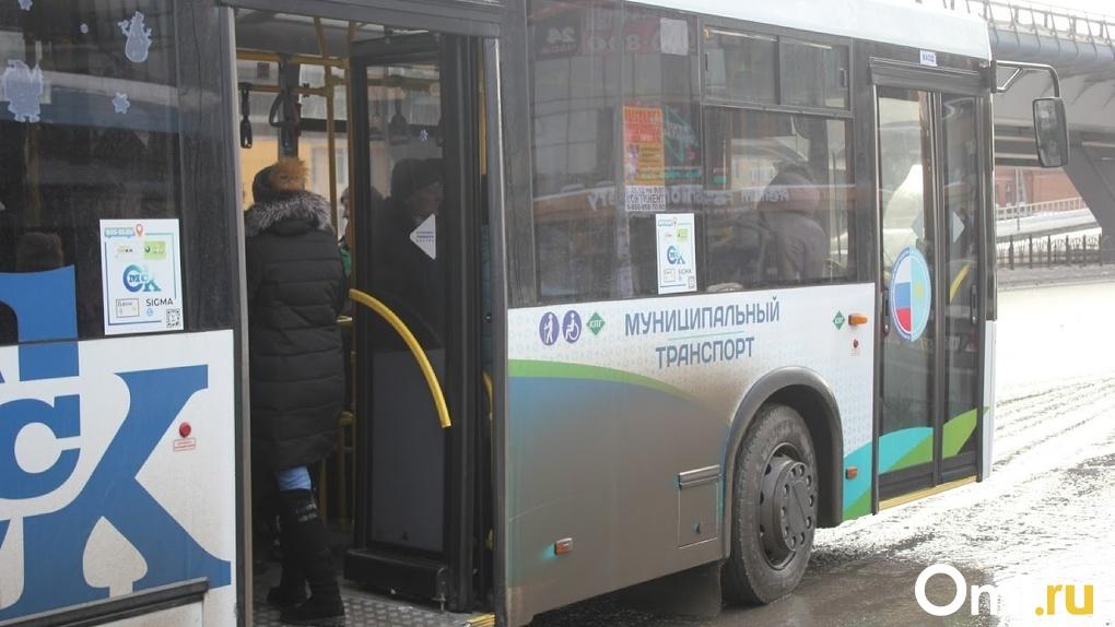 Для Омска закупят 180 больших автобусов и троллейбусов