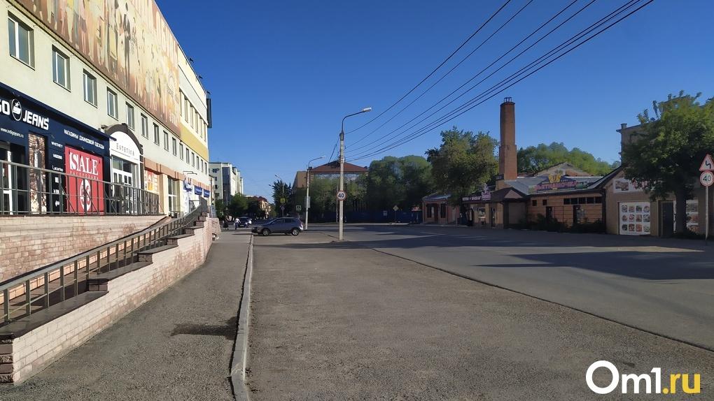 В центре Омска отключают холодную воду. Карта