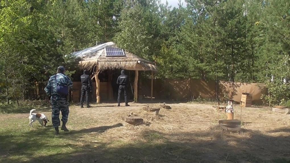 Новосибирского торговца привлекли к ответственности за захват острова Шумского кордона