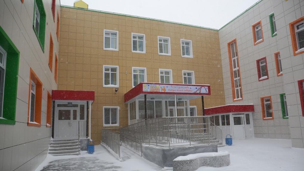 В новосибирском микрорайоне «Европейский берег» открывают детский сад на 220 мест