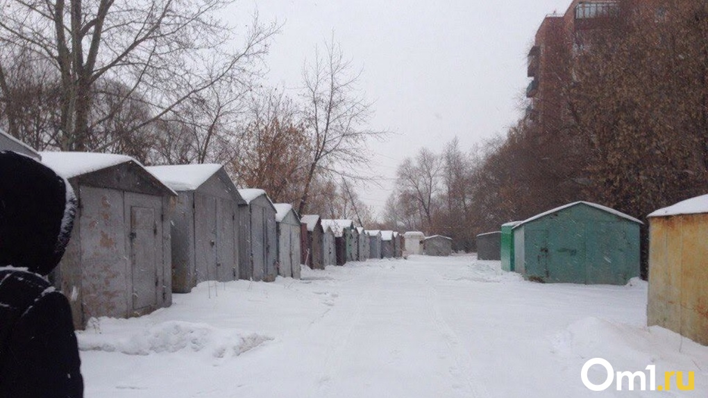 Статус: «Конец игры». В Омске в гараже нашли мёртвыми двоих мужчин
