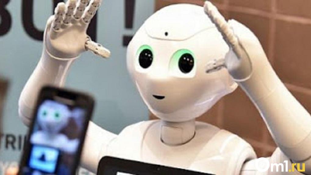 Робот Николай поможет новосибирцам записаться на приём и вызвать врача