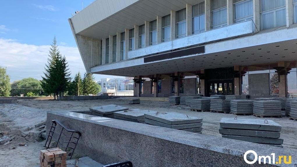 Музыкальный театр в Омске проиграл суд и теперь должен установить пандусы для инвалидов