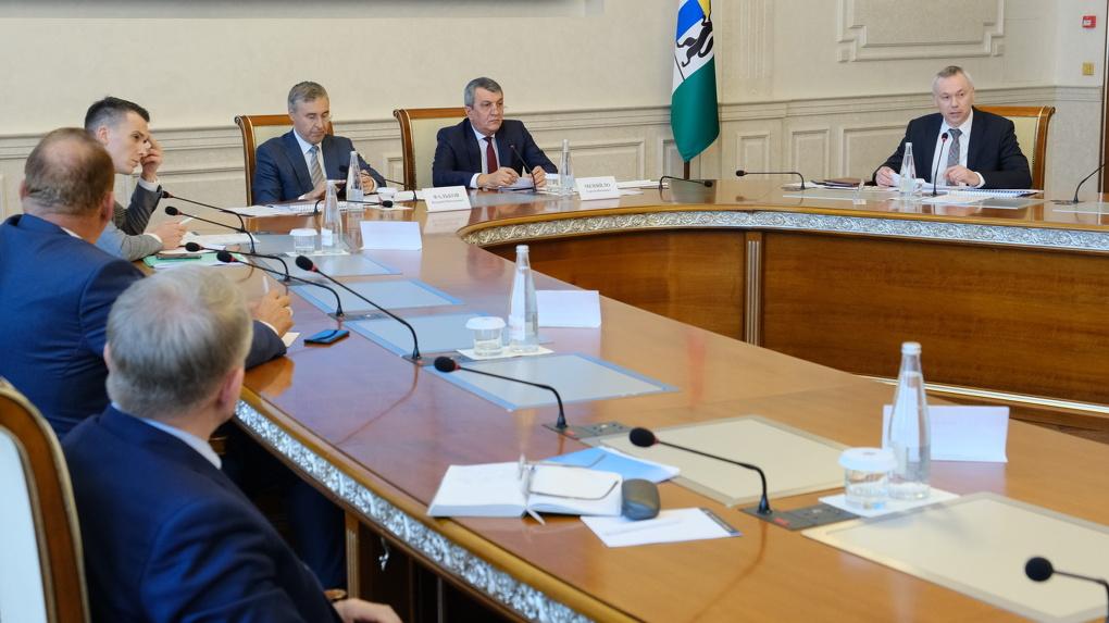Губернатор Новосибирской области рассказал о перспективах развития проекта Академгородок 2.0