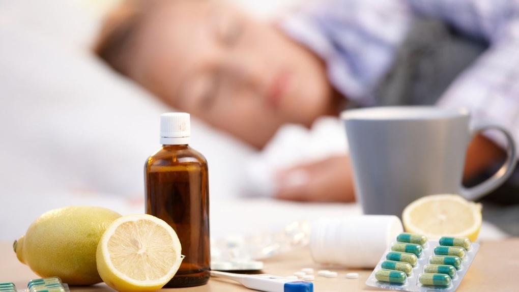 В Омске зарегистрирован случай заболеваемости гонконгским гриппом