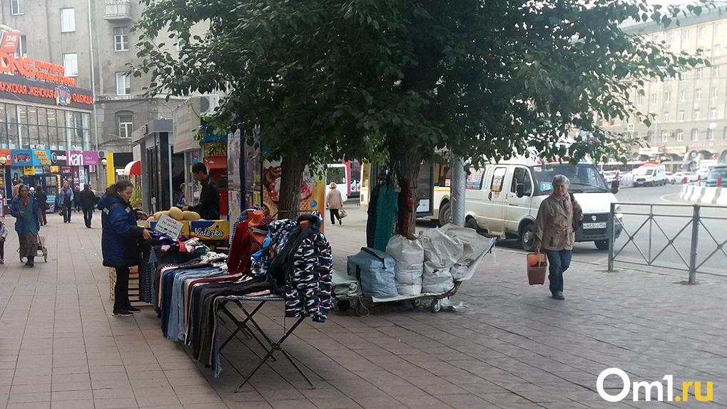 «Ларьки уродуют город»: в Новосибирске решают судьбу торговых точек вблизи остановок
