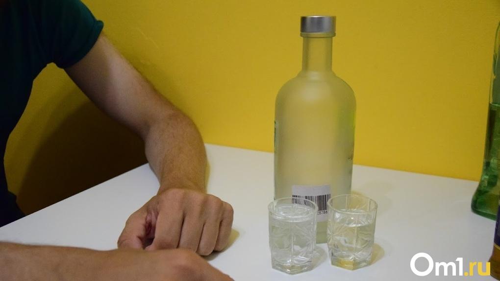 Омский спирт стал причиной смерти четырёх человек