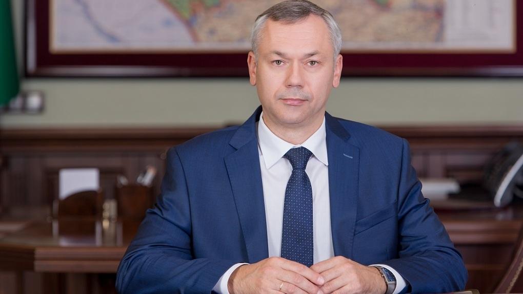 Андрей Травников просит новосибирских работодателей не игнорировать требование Путина о нерабочей неделе