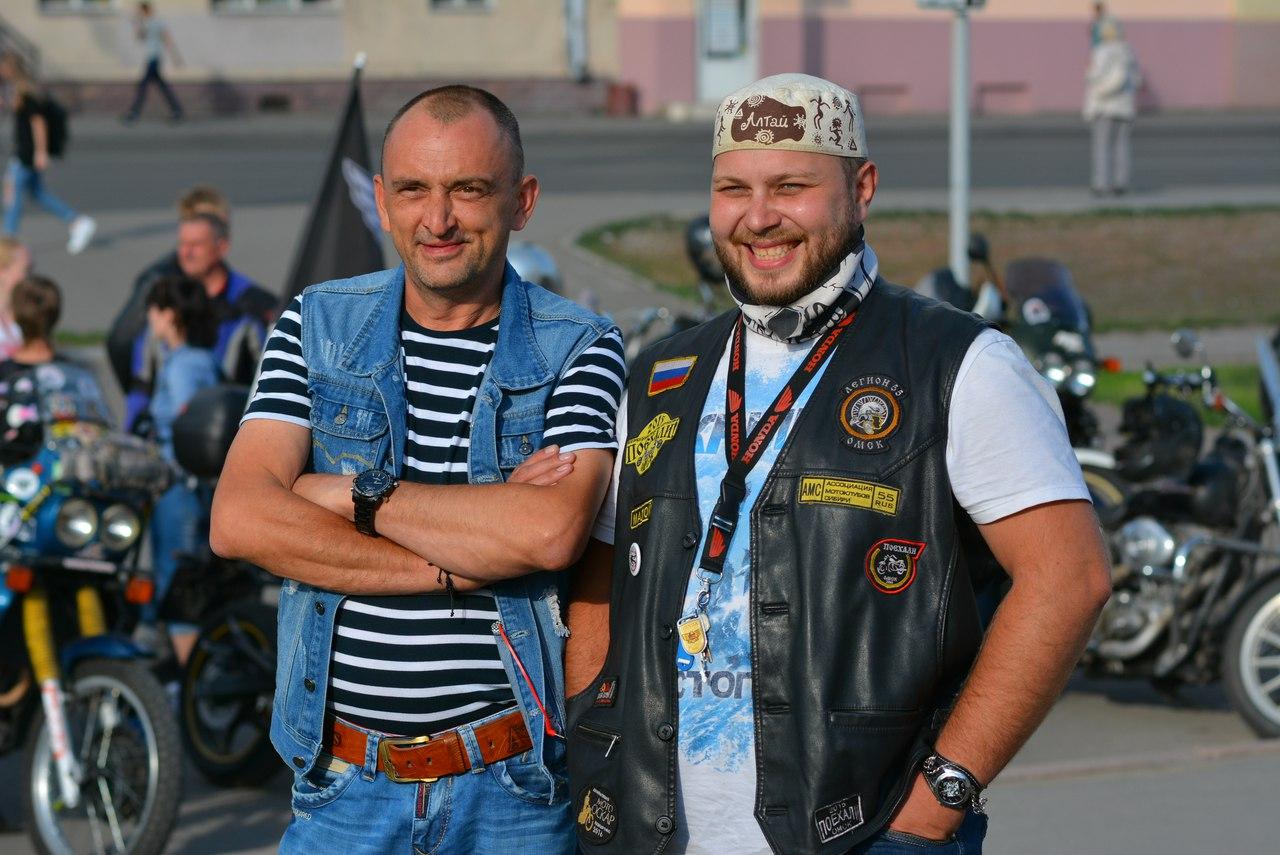 Омские байкеры фото