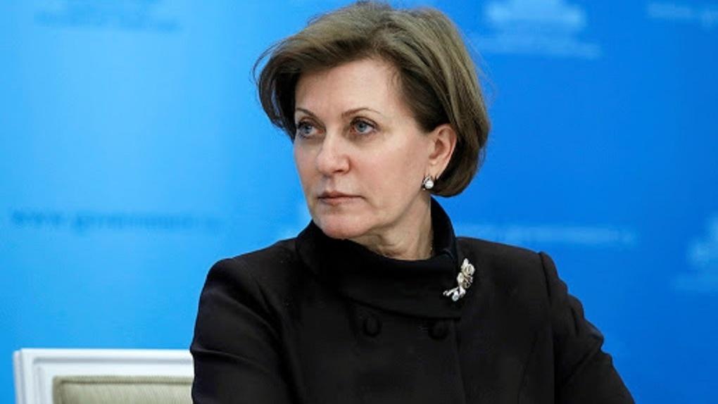 В Новосибирск приехала глава Роспотребнадзора Анна Попова