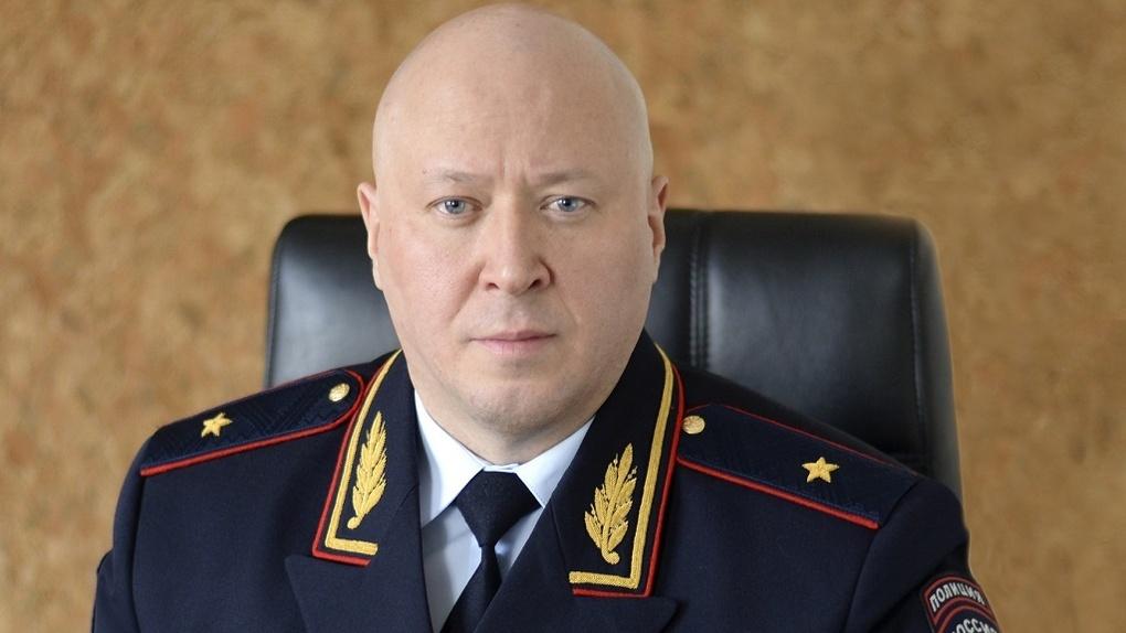 Путин назначил нового начальника МВД по Новосибирской области