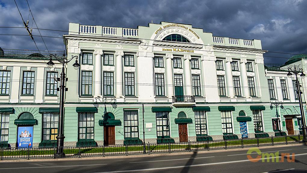 Два омских музея признаны самыми популярными в стране