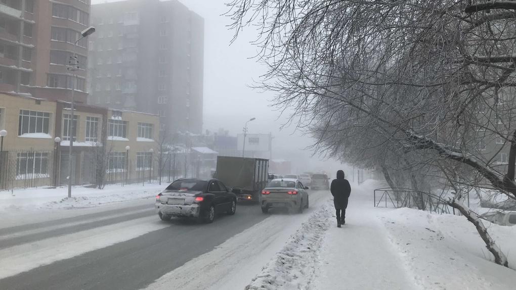 Адские пробки сковали Новосибирск: онлайн-карта заторов
