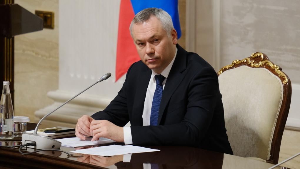 Нет времени спать: губернатор Новосибирской области извинился за ситуацию из-за второй волны коронавируса
