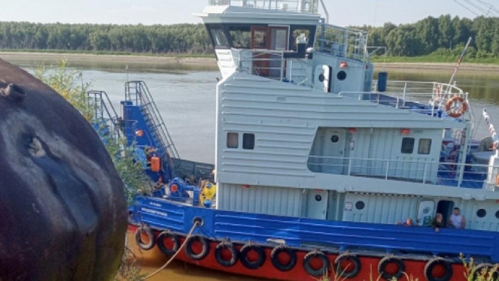 Капитан омского теплохода морозил пассажиров и продавал сэкономленное топливо