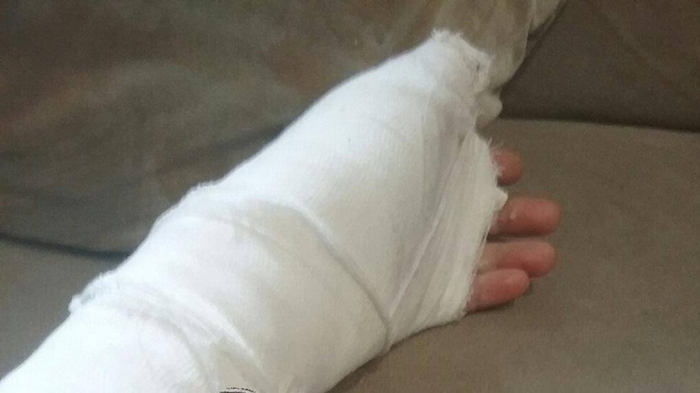 Страдала от дикой боли: жительница Новосибирска два дня терпела двойной перелом из-за врачебной ошибки