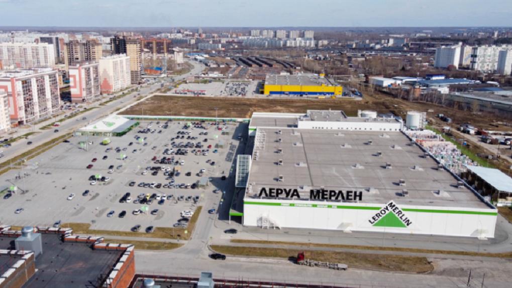 Стало известно, когда откроют новый магазин «Леруа Мерлен» в Новосибирске