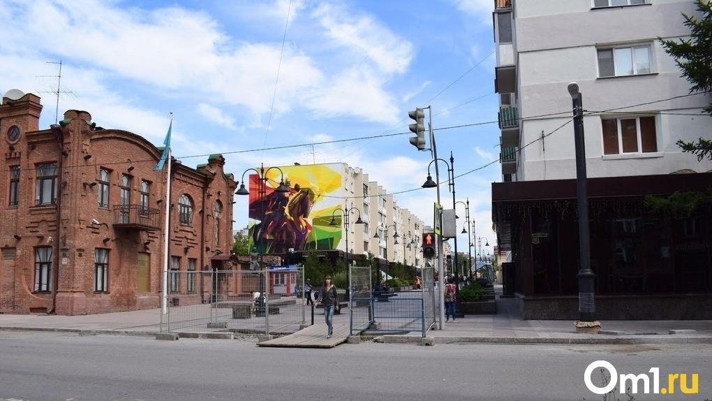 «Никаких больше вечеринок». На Любинском проспекте в Омске усилят патрулирование полицейских