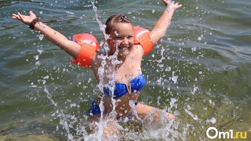 В Новосибирске предлагают перенести начало пляжного сезона на середину июня