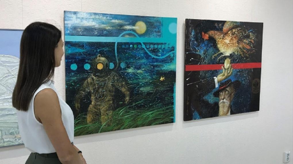 Вход свободный: в Новосибирске открылась необычная выставка «Вкус и цвет»