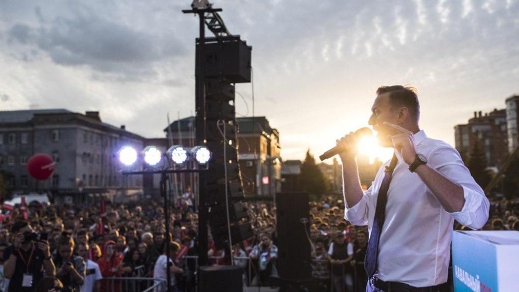 Срочно! Алексей Навальный вышел из комы