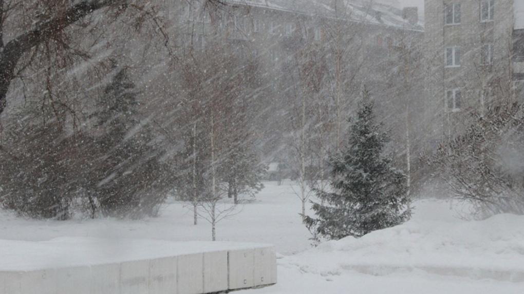 После теплого вторника в Омске значительно похолодает