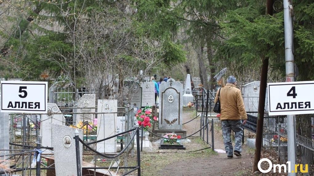 Омичка рассказала губернатору, что собирается прорываться на кладбище с ружьем