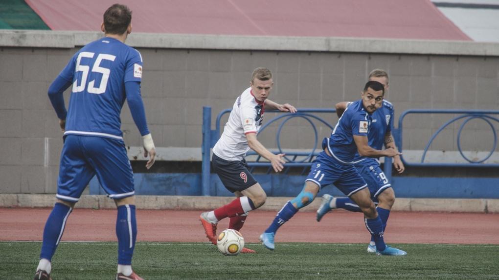 ФК «Новосибирск» сразится с «Тюменью» на домашнем поле в конце августа