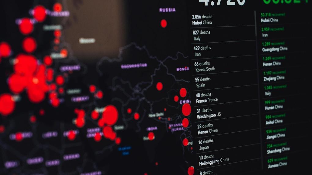 Коронавирус. Актуальные данные. Мир, Россия, Омск. 5 апреля 2020