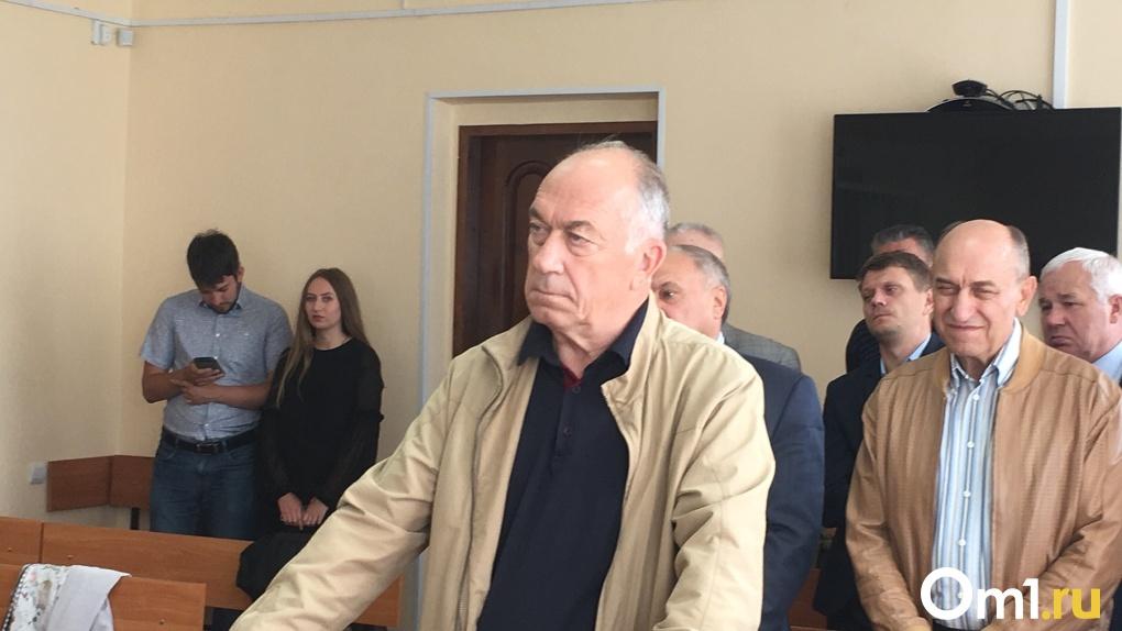 Умер экс-глава омского управления Росприроднадзора Александр Щербаков