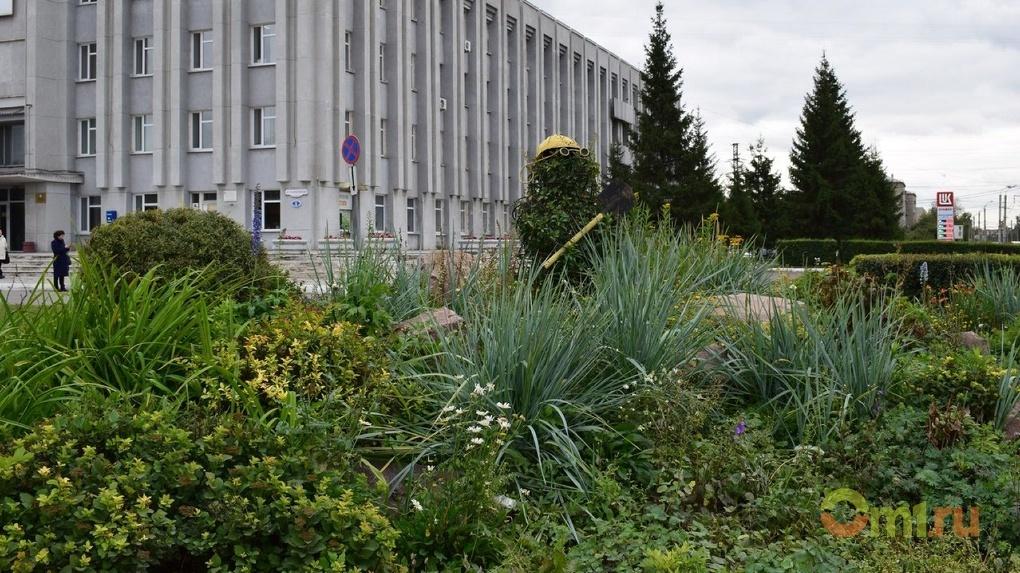 Озеленение Омска в цифрах от мэра Оксаны Фадиной