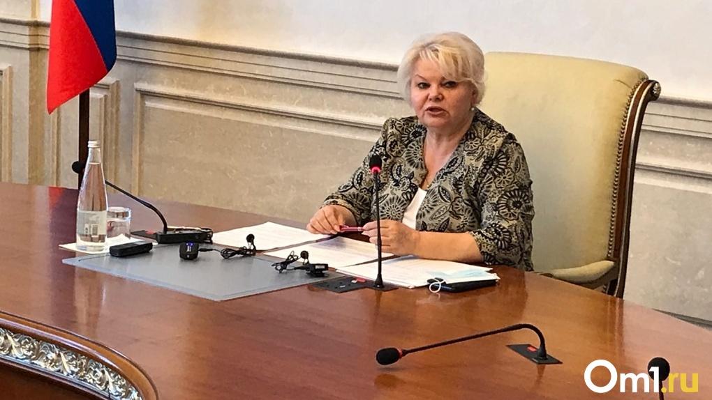 Председатель новосибирского облизбиркома опровергла информацию о минировании участков