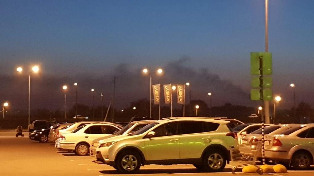 Минприроды и Обь-Иртышское УГМС снова сообщают о разных выбросах в Омске