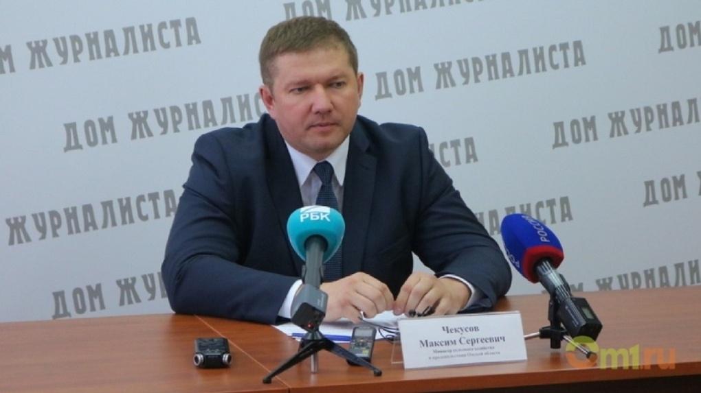 Официально: министр Чекусов покидает свой пост