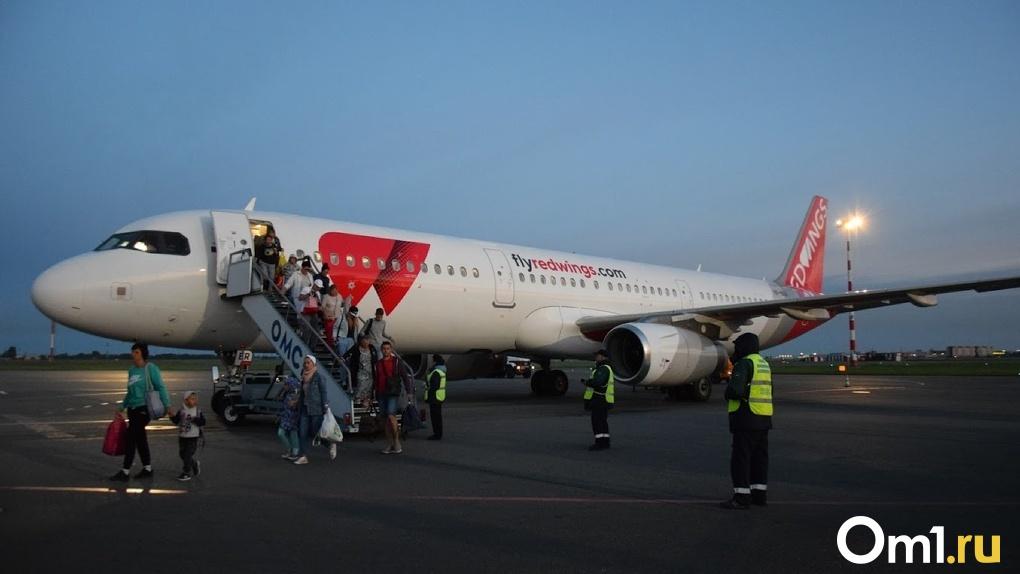 Стала известна дата открытия международных рейсов в омском аэропорту